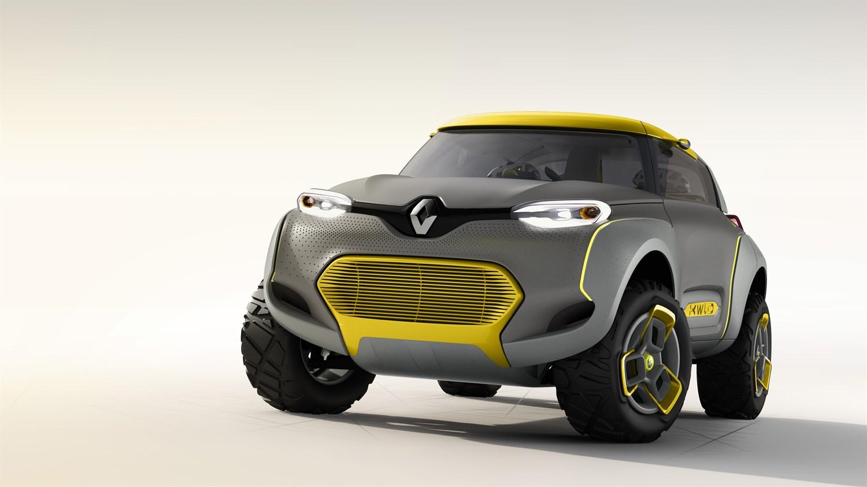 Kwid Concept Kwid Car Renault Kuwait