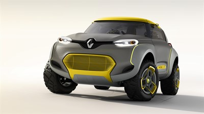 Renault Concept Cars - KWID Concept