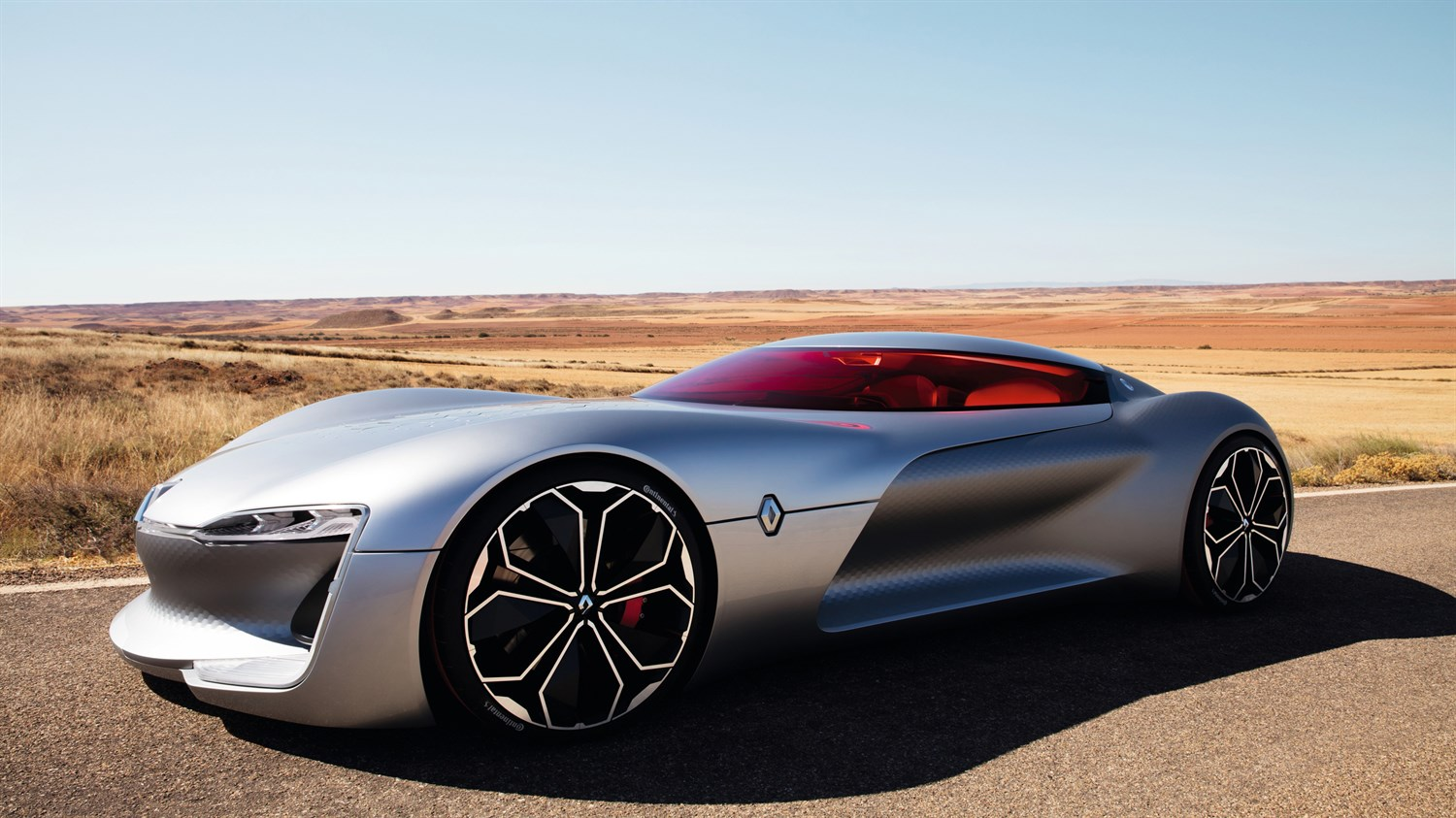 Renault TREZOR Concept - right side