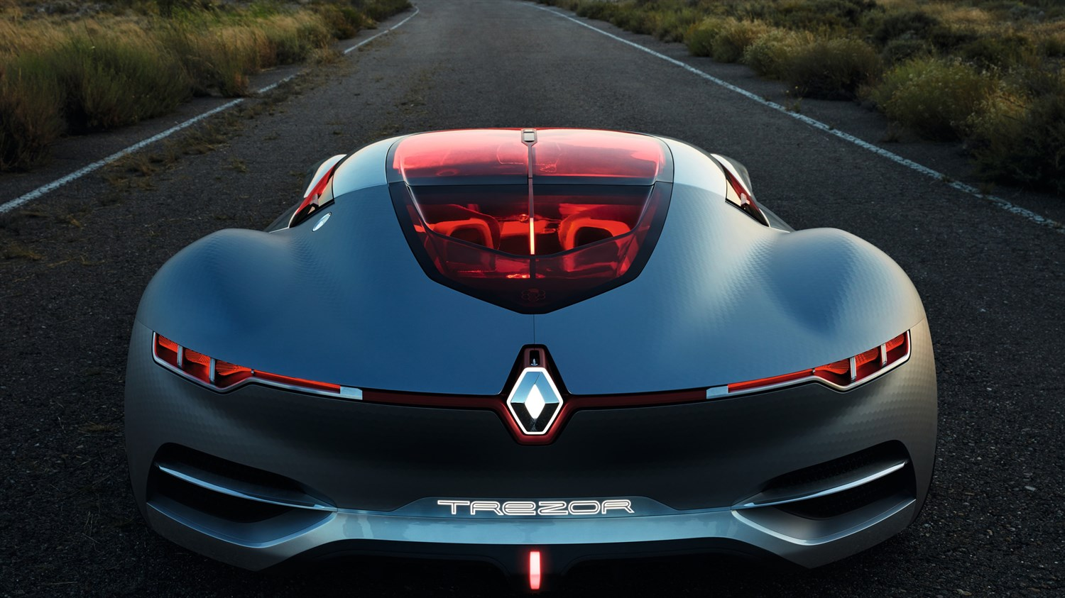 Renault Trezor Concept - back lights